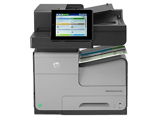 HP Officejet Enterprise Color MFP X585dn Driver