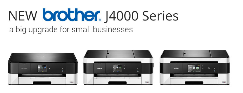 Brother J4000 series