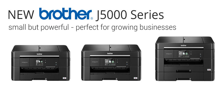 Brother J5000 Series