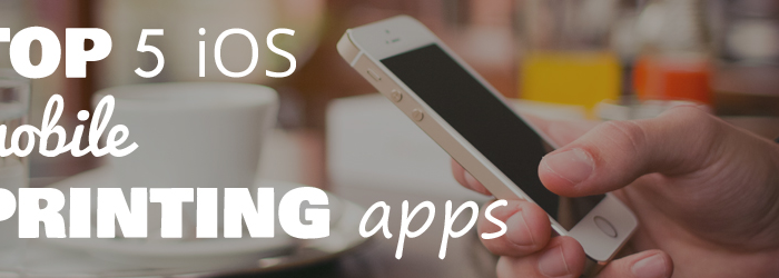 mobile printing apps