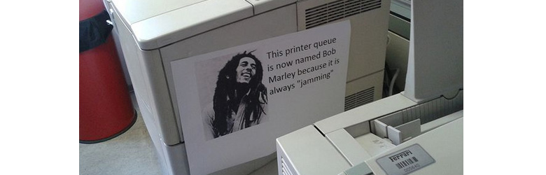 printer jamming